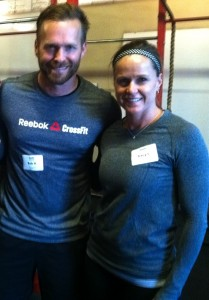 CrossFit Level 1 Certification - February, 2012